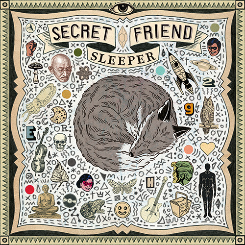 Secret Friend Sleeper Super Deluxe Limited Edition